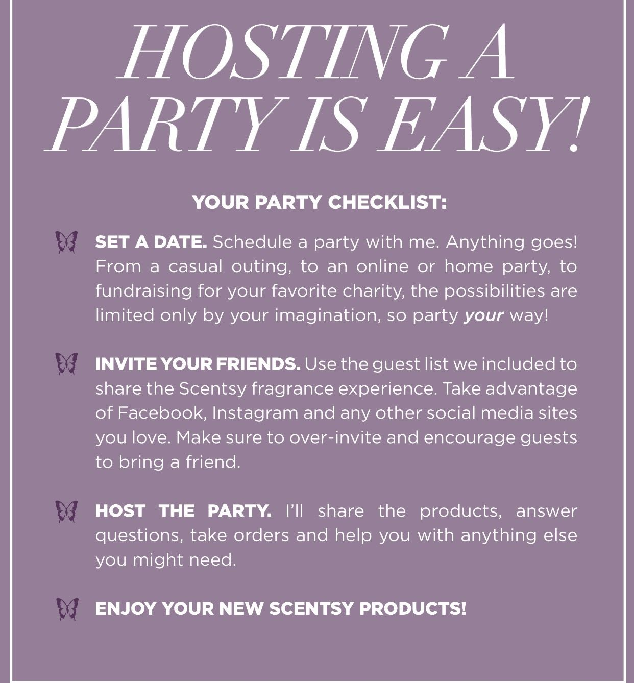 Hosting is Easy!  Ask me how?