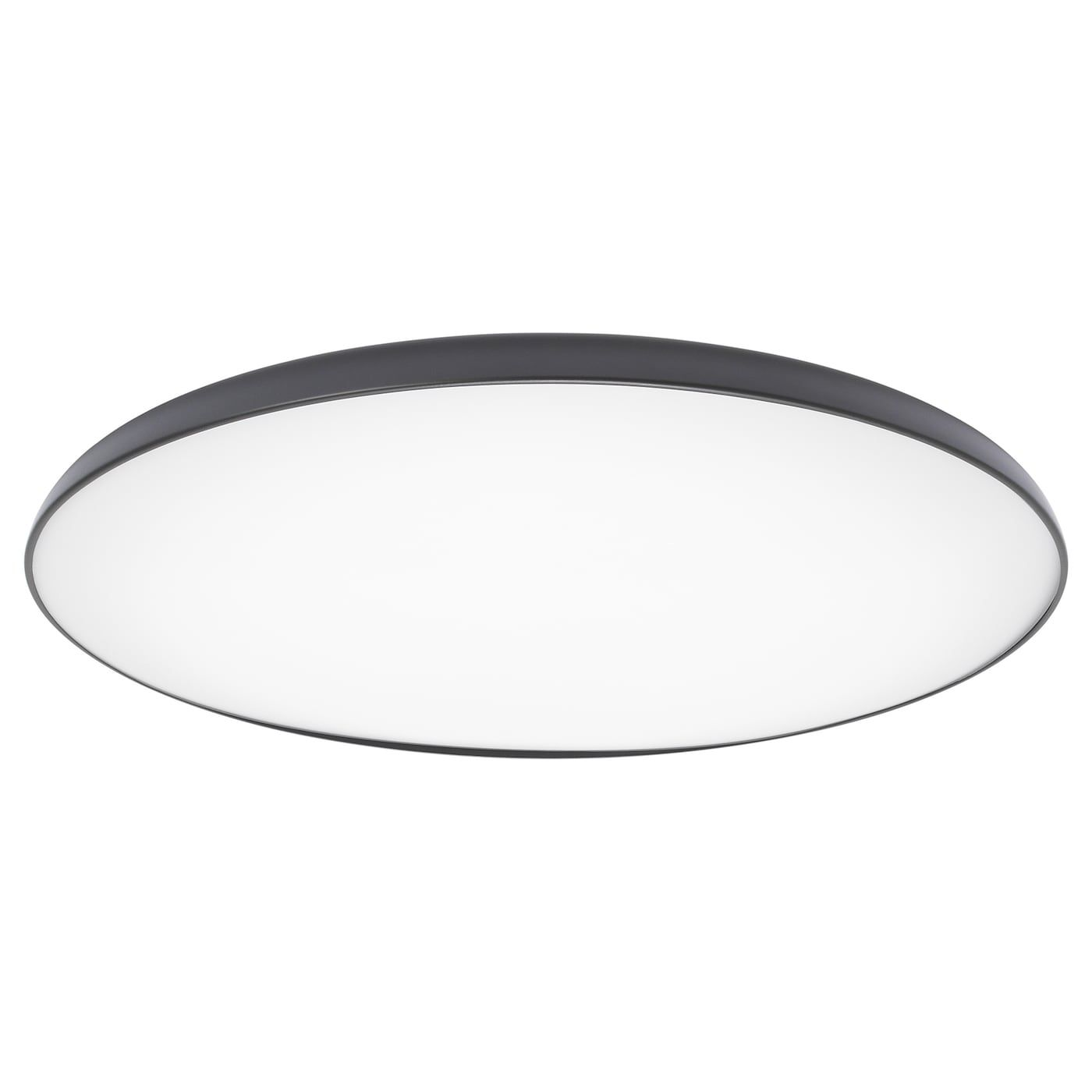 Nymane Led Ceiling Lamp Anthracite In 2020 With Images Ceiling Lamp Led Ceiling Lamp Lamp