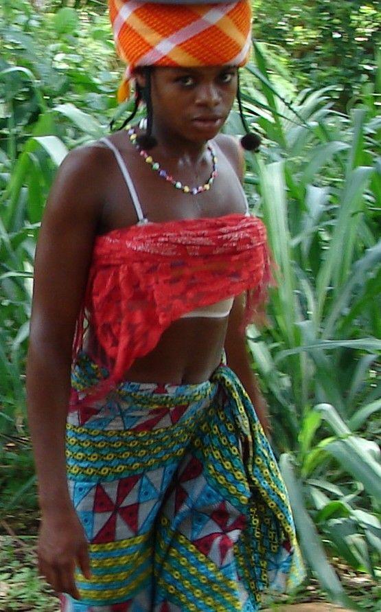 Togolese girls