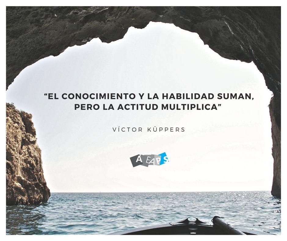 La Actitud Multiplica Recursos Humanos Empresas Frases