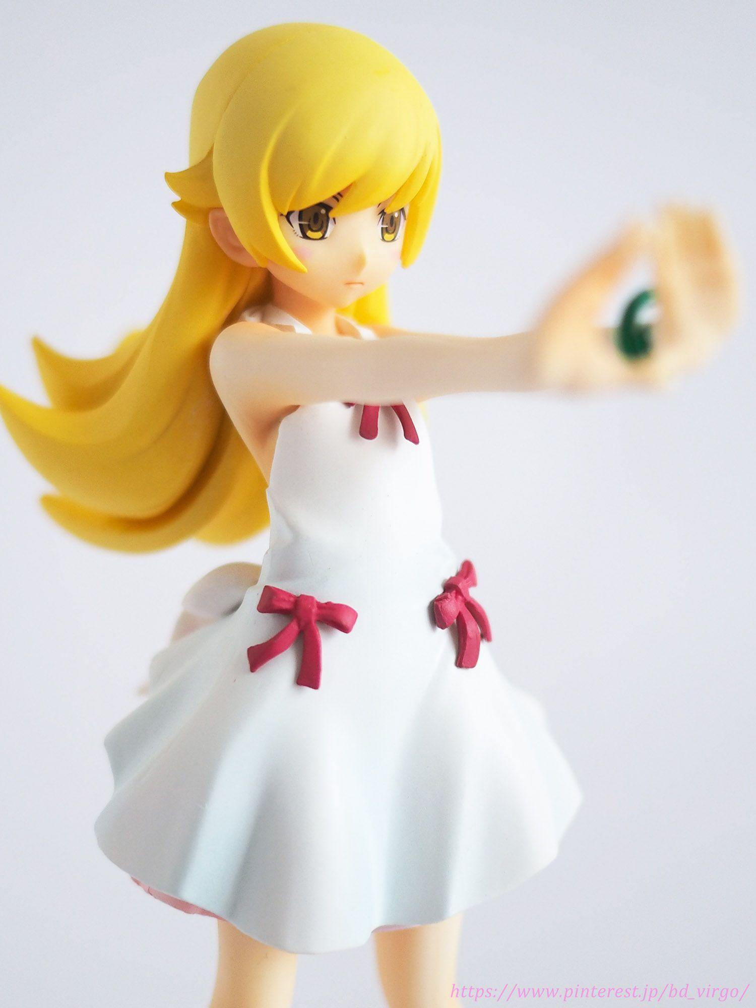 Monogatari Series Shinobu Oshino EXQ Figure BANPRESTO Prize NEW from Japan F//S