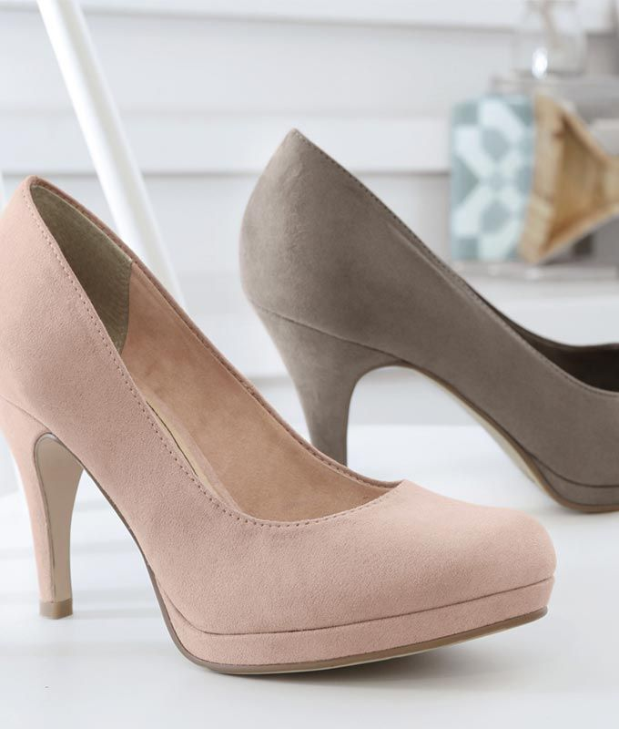 Tamaris High heels - rose SwJmANc4gd