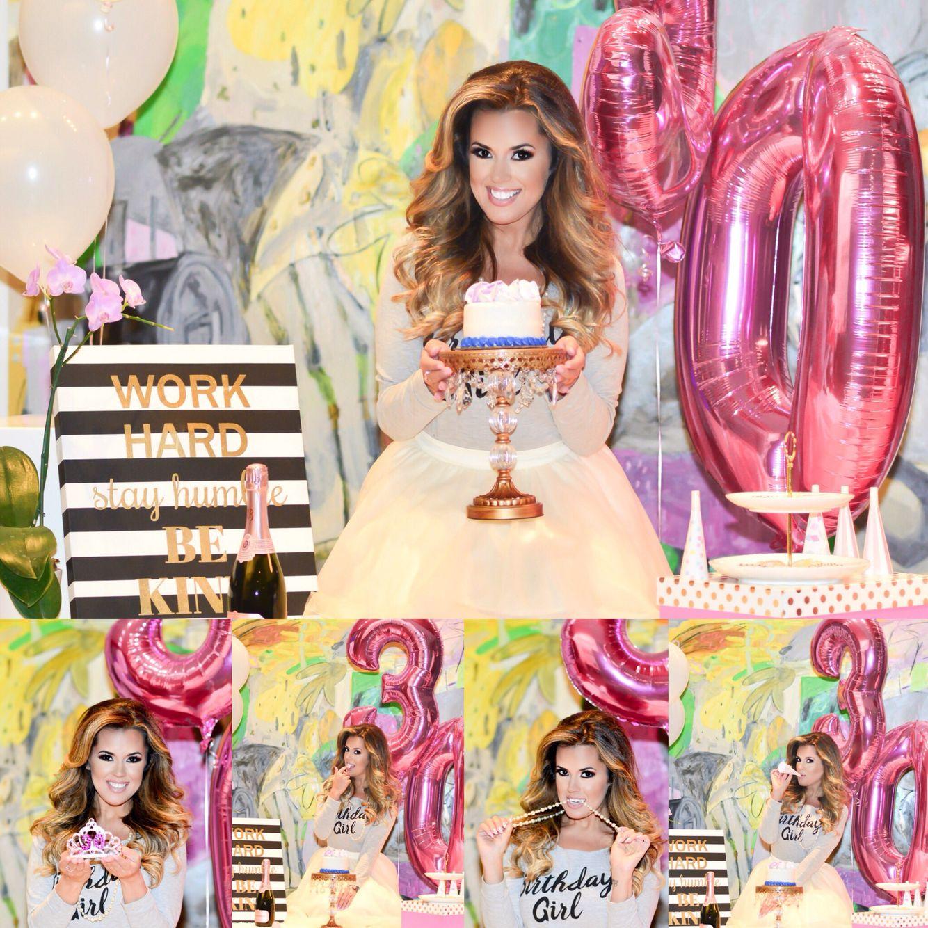 Fun 30th Birthday Idea Adult Cake Smash Funny Bday Cakesmash 40th 25th Glam Photoshoot