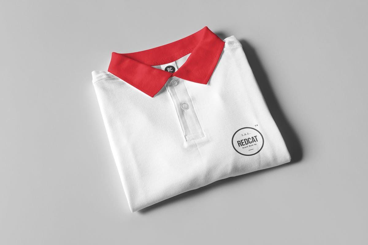 Download Polo Shirt Mock Up By Yogurt86 On Envato Elements Shirt Mockup Polo Shirt Polo
