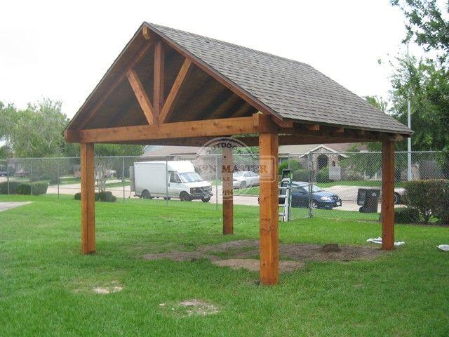 Pin On Gable Pavilion
