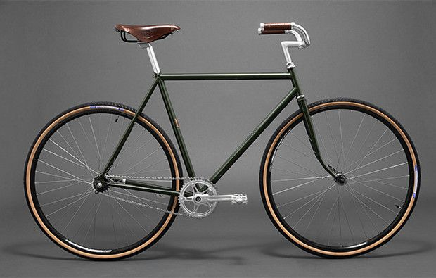 Horse Cycles x Kaufmann Mercantile City Cruiser Bicycle