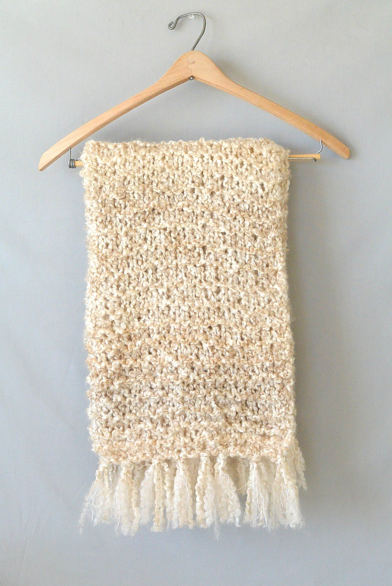 Sedona Serenity Knit Shawl Pattern | Cuellos tejidos, Chal y Puntos