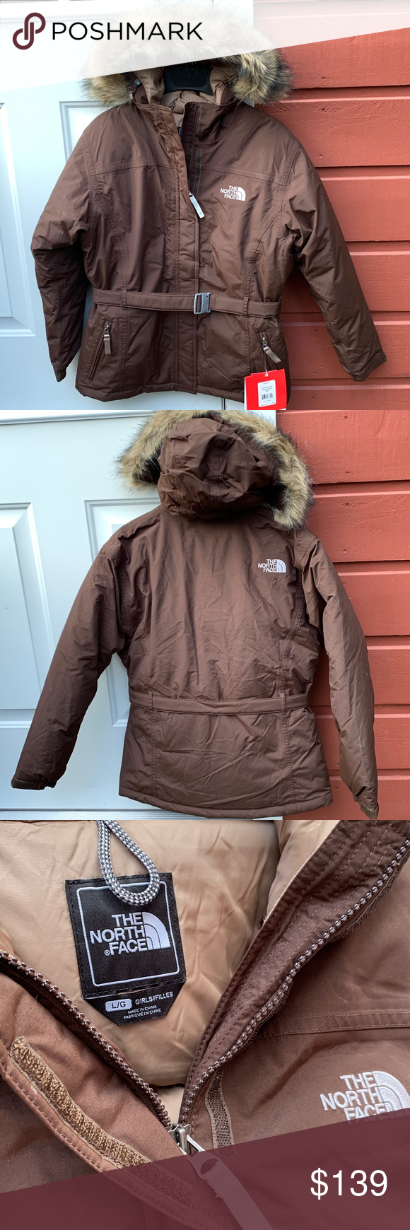 North Face Girls Greenland Jacket Brownie Brown Girls North Face Jacket Grey North Face Jacket North Face Girls [ 1740 x 580 Pixel ]