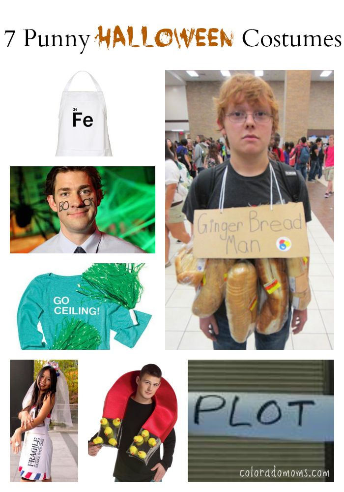 7 Person Halloween Costumes