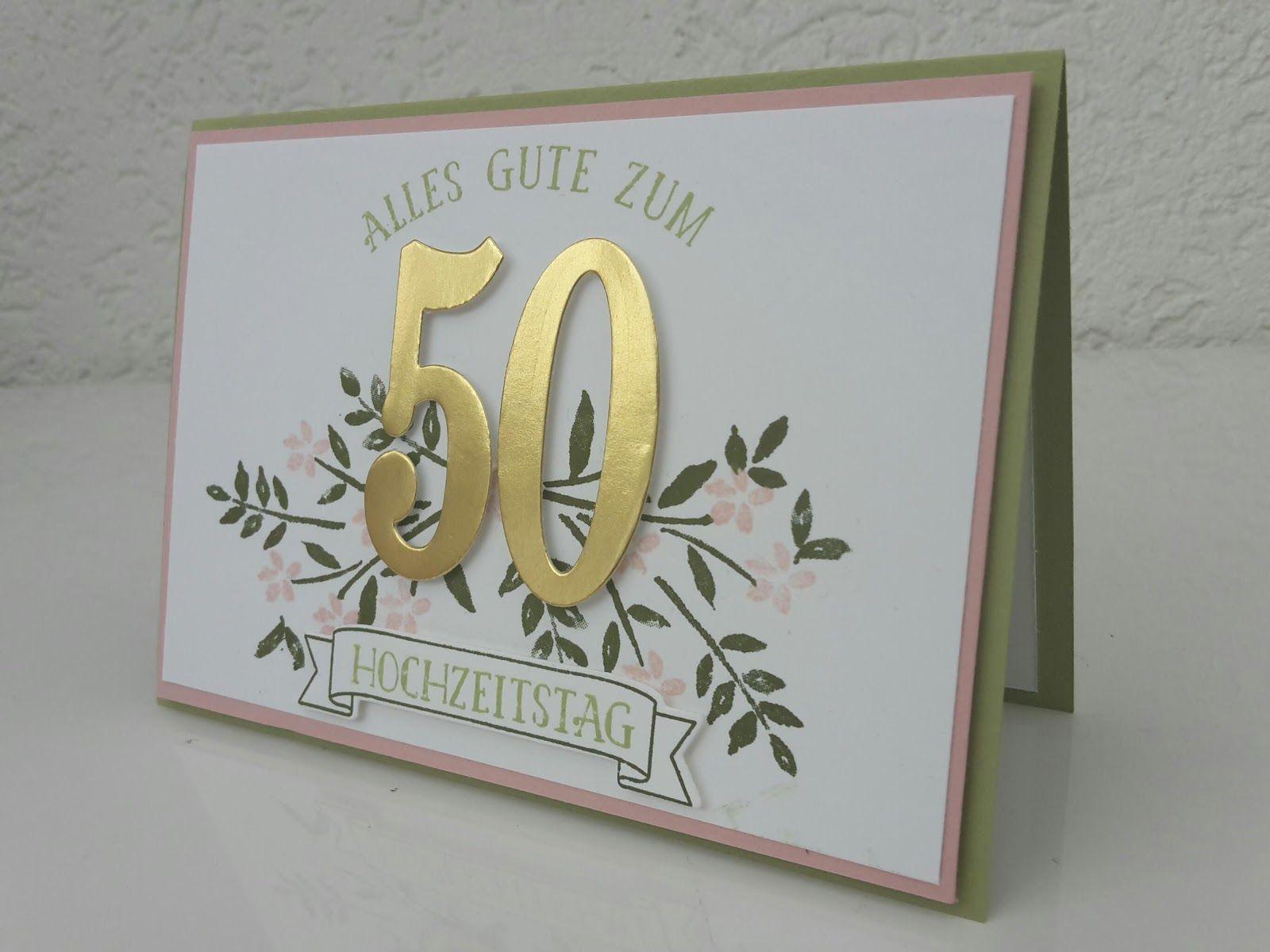 Time4Paper Goldhochzeit Wedding Cards Pinterest
