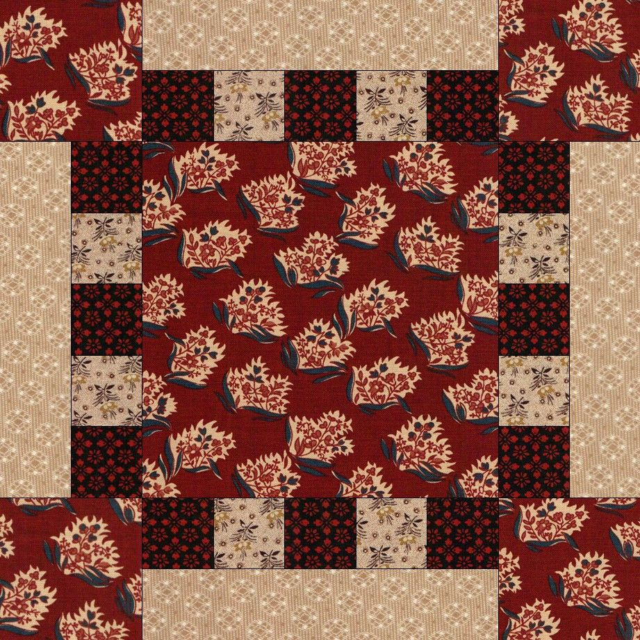 The Regency Reproduction Pre-cut Quilt Blocks Kit | Products ... : reproduction quilt kits - Adamdwight.com