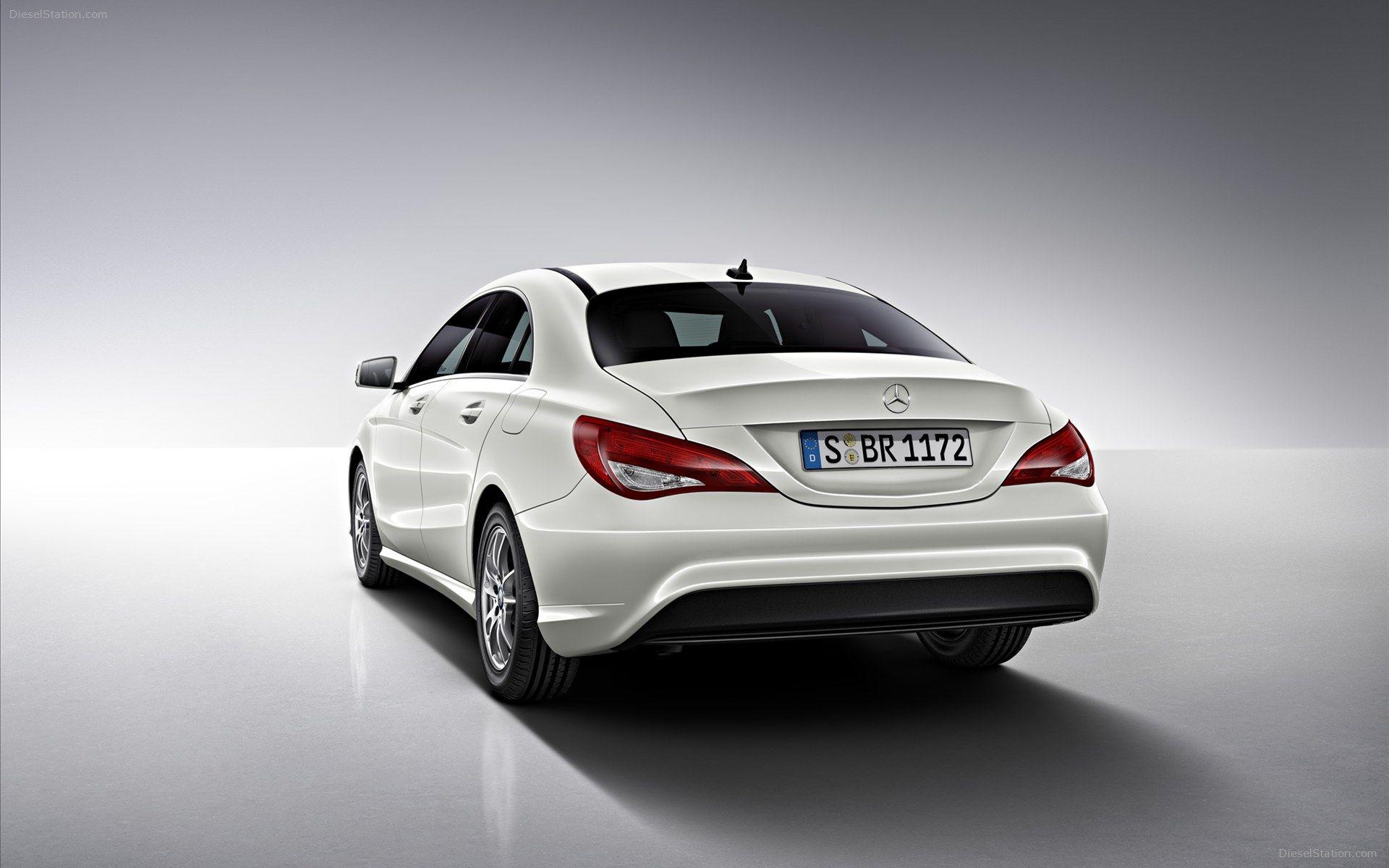 Mercedes Benz CLA250 Edition 1 2014 Dream Cars