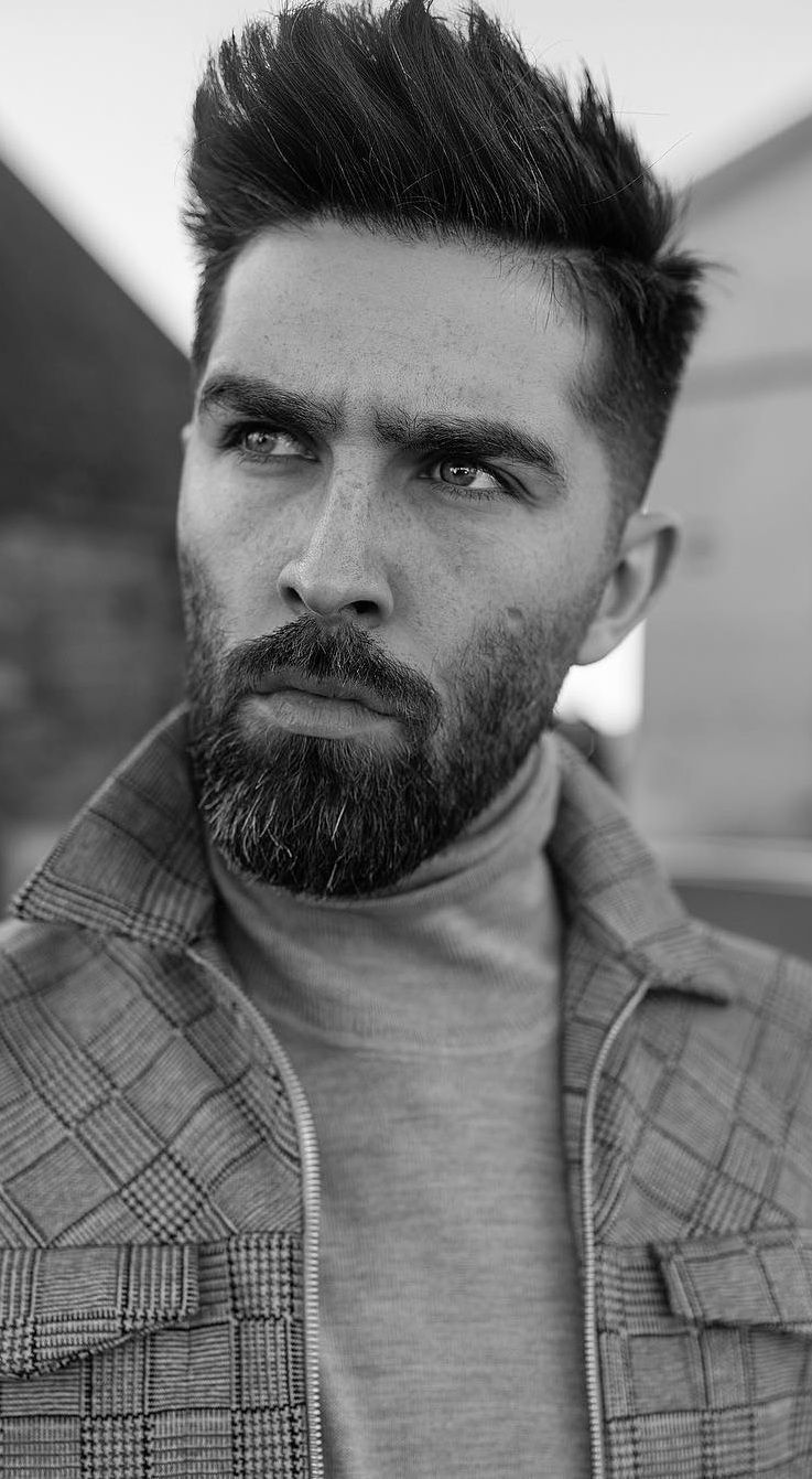 30 Beliebte Bart Models Im Jahr 2020 Bart Bart Trend 2020 Bart Ideen Page 17 In 2020 Bartstile Fur Manner Herrenfrisuren Manner Frisuren