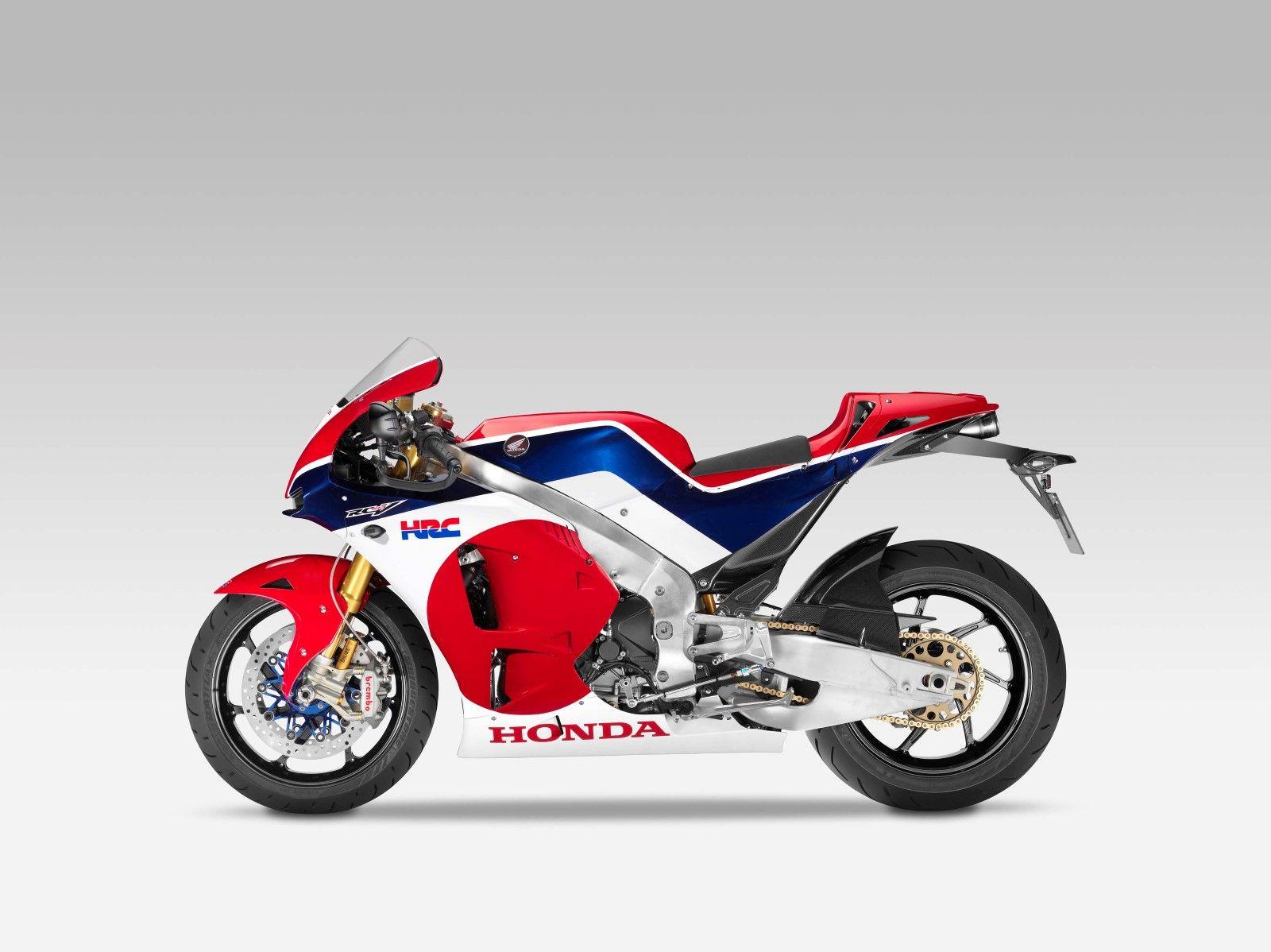 Is the Honda RC213V S the Newest MotoGP Inspired V 4 Streetbike