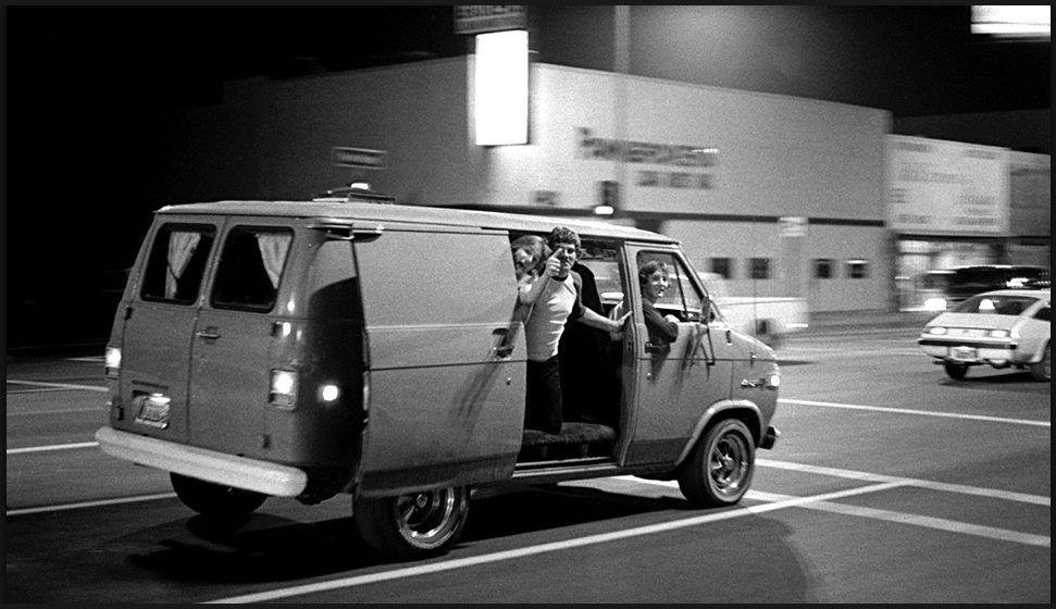 Cruising Van Nuys Blvd 1979