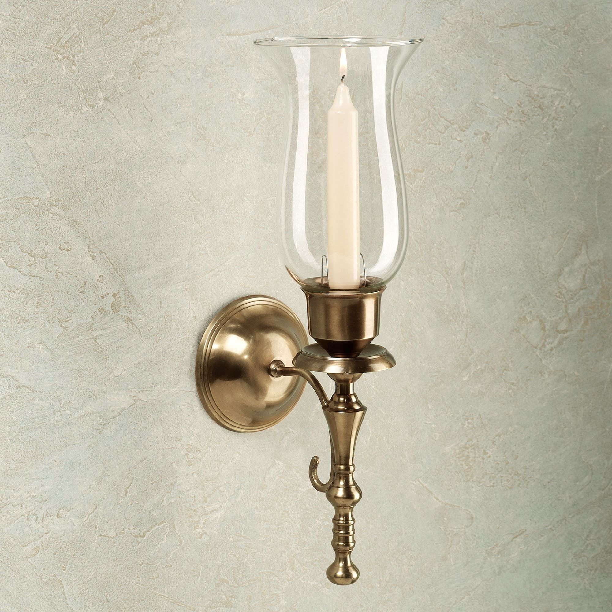 Manor Brass Wall Sconce Pair Wall Sconces Bedroom Brass Wall Sconce Wall Candles