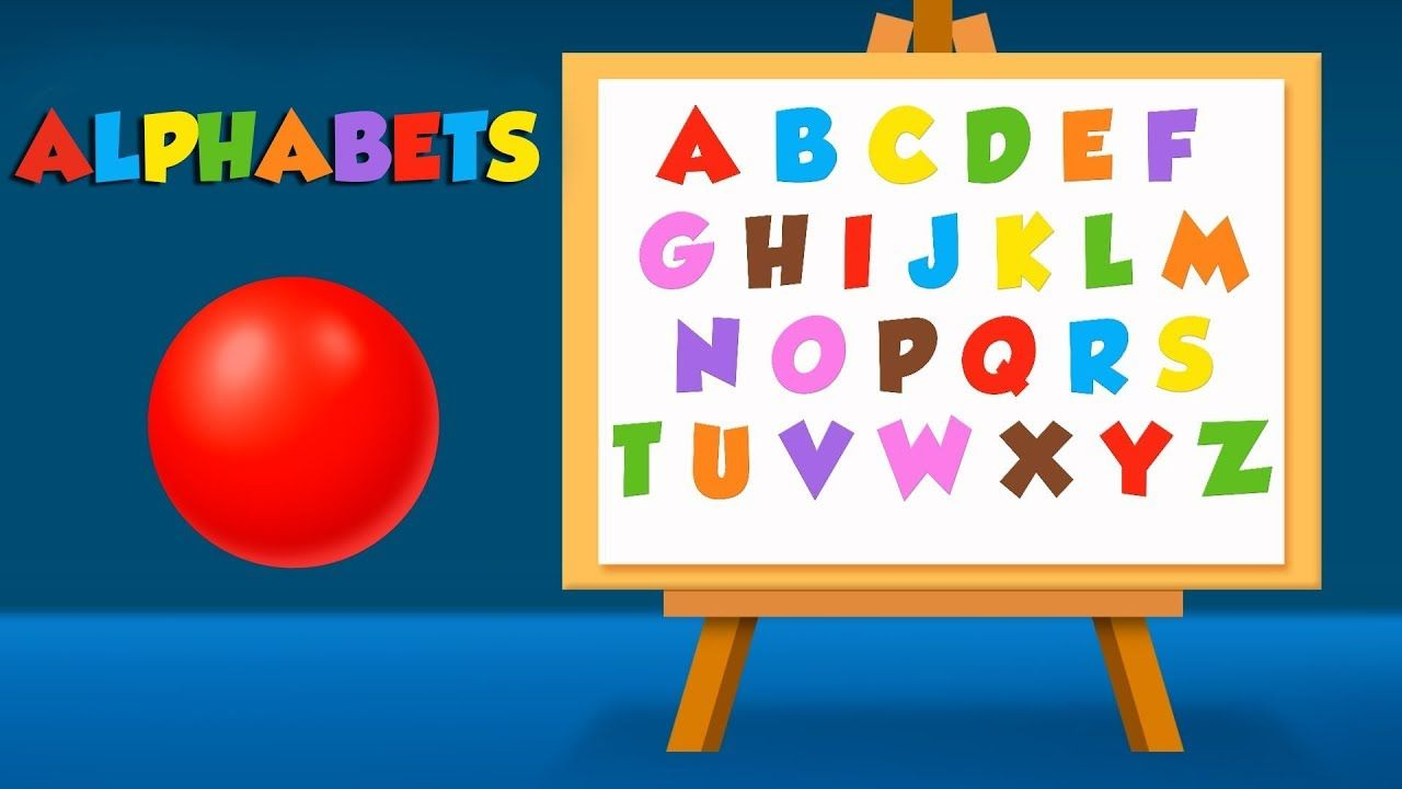 Alphabet And Colors For Children To Learn With Color Balls And Surprise Eggs Coloring For Kids Free Printable Coloring Free Printable Coloring Pages
