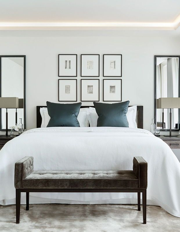 Ask A Designer: How To Freshen Up A Dark & Dated Bedroom
