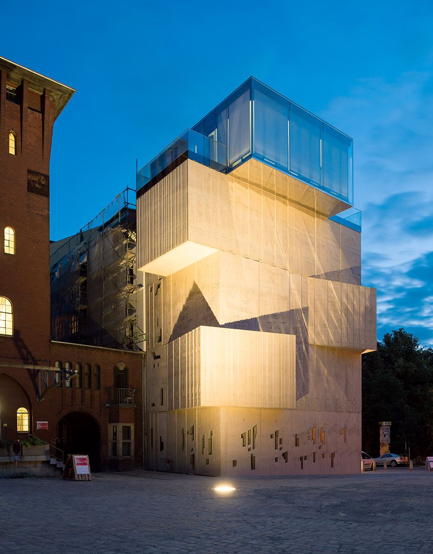 Museum For Architectural Drawing Berlin tchoban foundation – museum for architectural drawing / speech