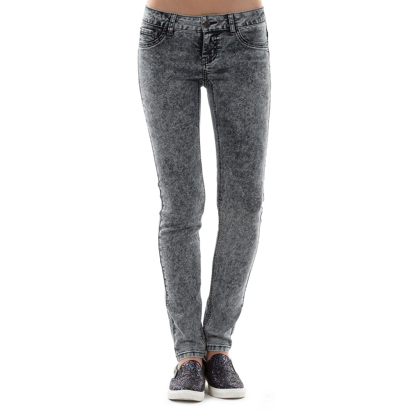Jean skinny délavé gris cl - MIM  jean  skinny   Jeans denim   Denim ... e9acd18787c