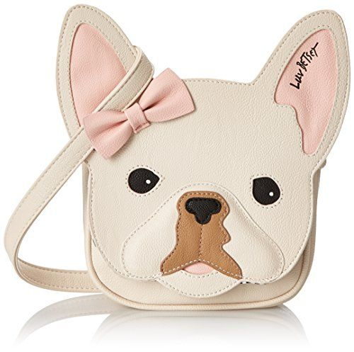 Woof Woof Love My New Pug Bag By Luv Betsey Betsey