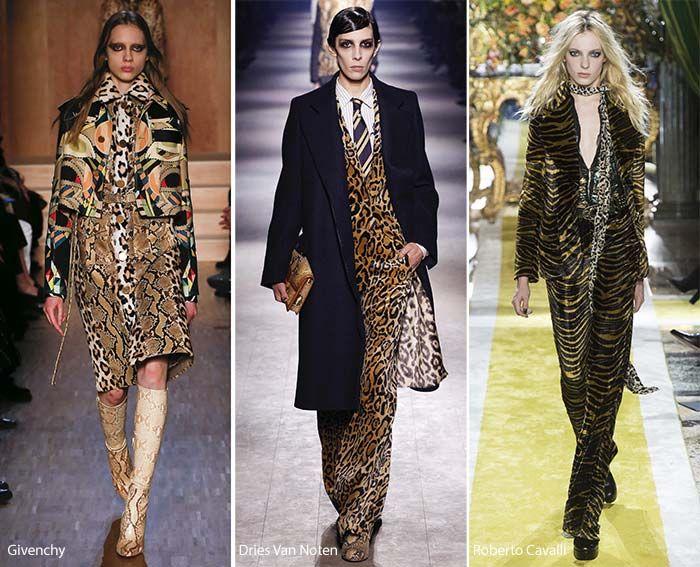 New Fall 2016 Fashion Colors