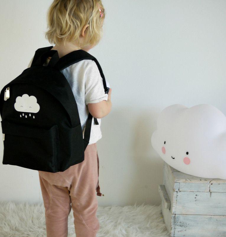 sac à dos nuage - cloud backpack a little lovely company