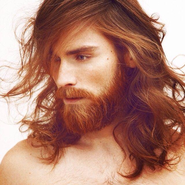 For Redheads Long Hair Styles Men Red Hair Men Long Hair Styles