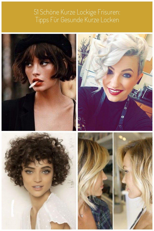 kinnlang #Kurze Haarschnitte locken  Haarschnitt kurz