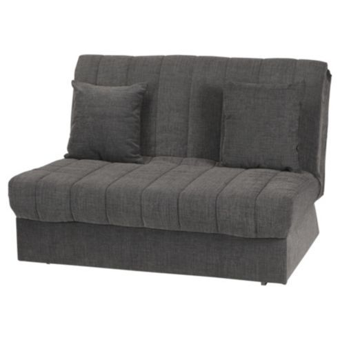 Luxury Morton Fabric Double Sofa Bed 2 Seater Sofa Charcoal Photos - Elegant 2 Seater sofa Bed Model