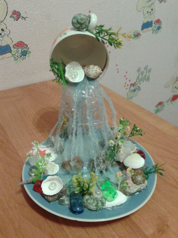 Tea Cup Christmas Crafts