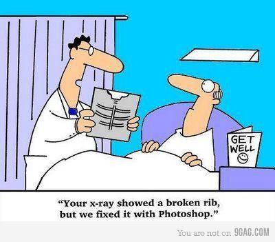 Photoshop lvl: Doctor