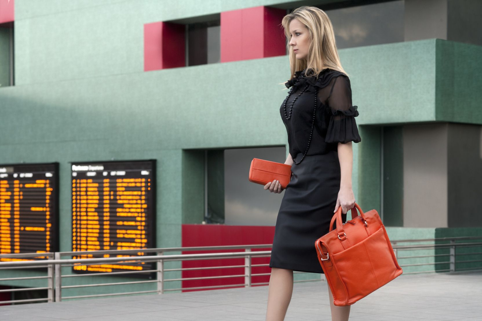 that's true business is fashion with the Campo Marzio