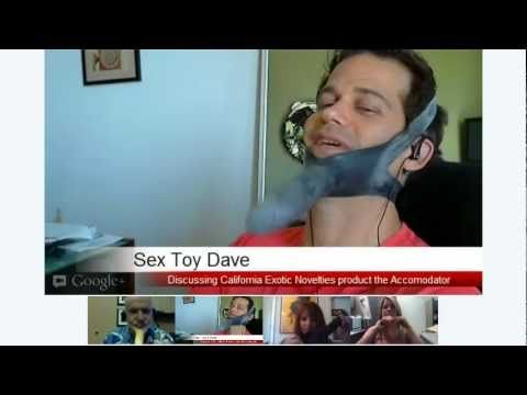 who is sex toy dave