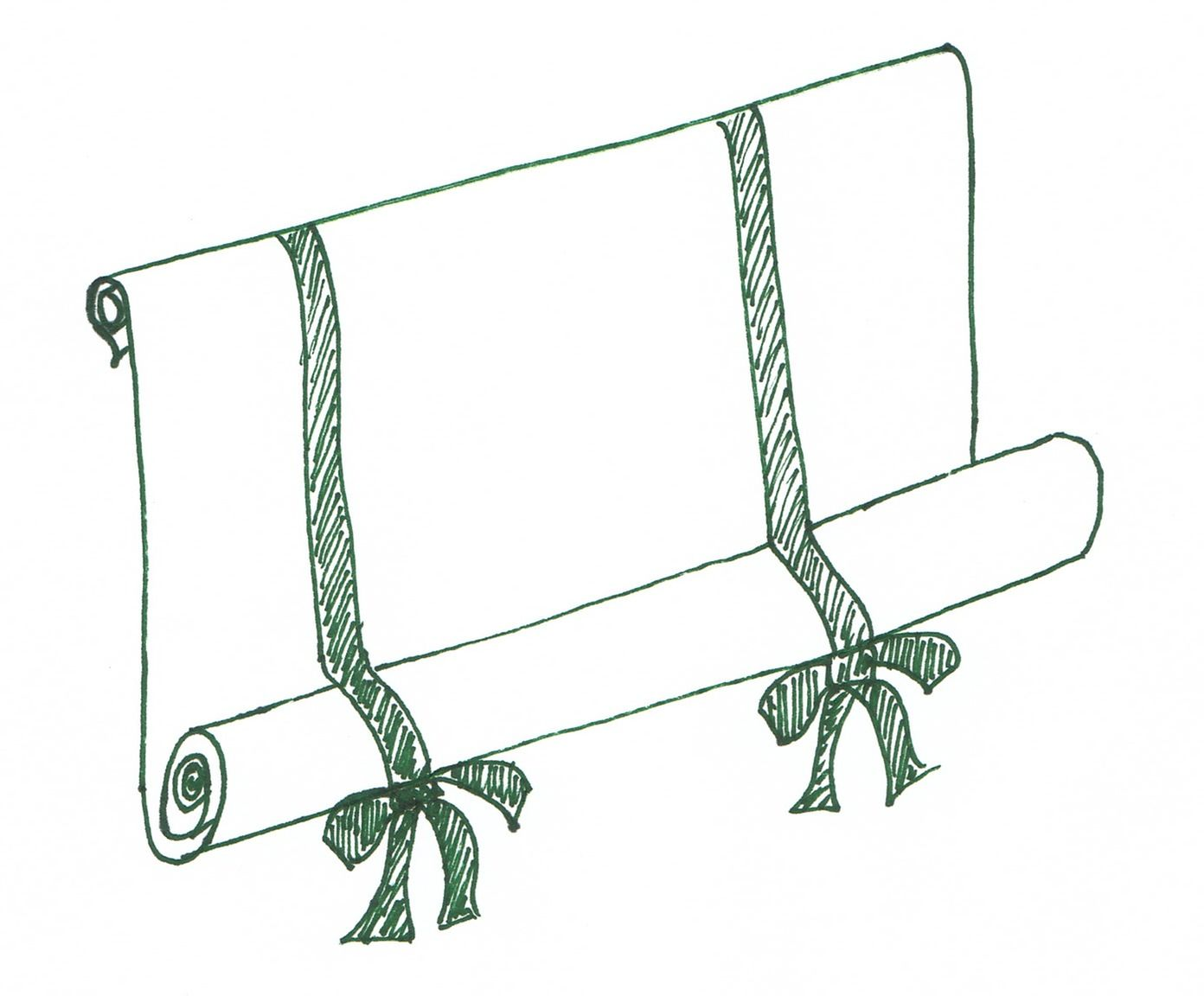 How to make roll up curtains - Inspiration For House Home How To Make A Simple Roll Up Blind