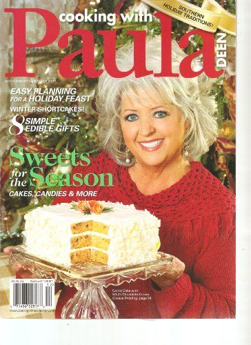 cooking paula deen magazine sweets for the a library user group