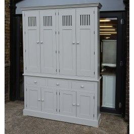 Best This Solid Pine Painted Larder Cupboard Is From The Large 400 x 300