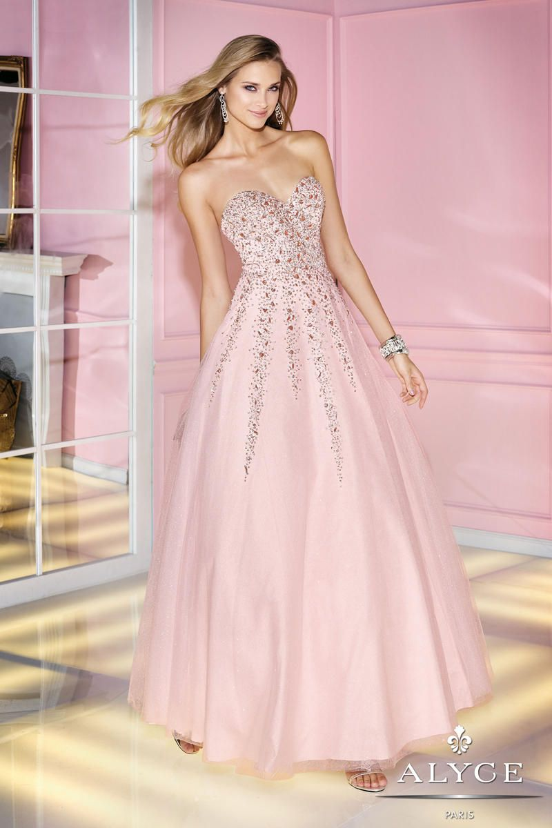 ALYCE DESIGNS Alyce Prom 6228 ALYCE DESIGNS, CLAUDINE, PROM Diane ...