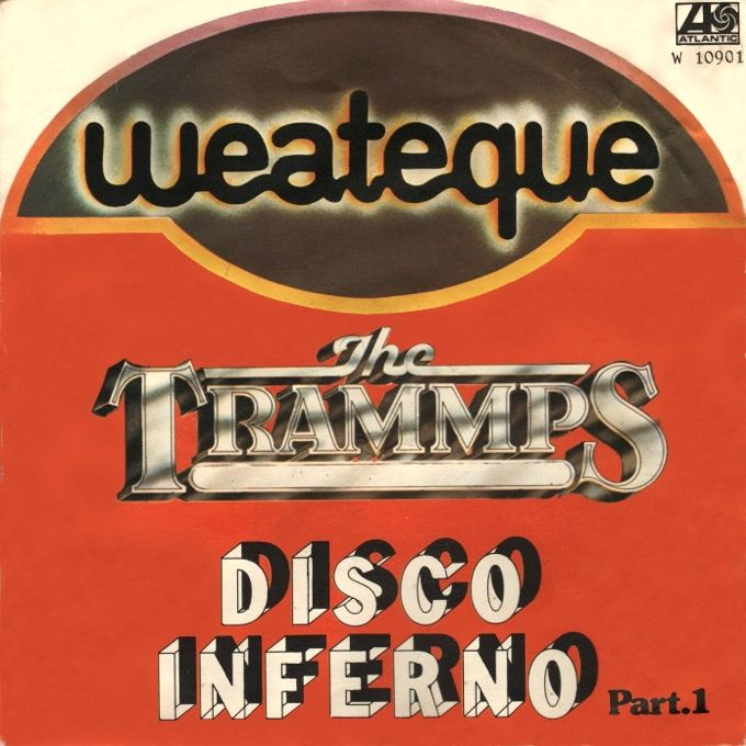1976 - Trammps - Disco inferno