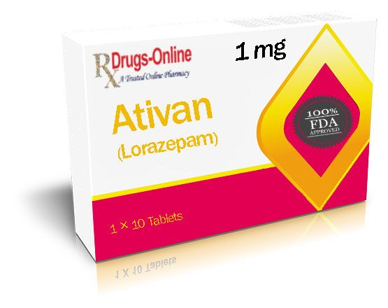 ativan no prescription overnight cod delivery