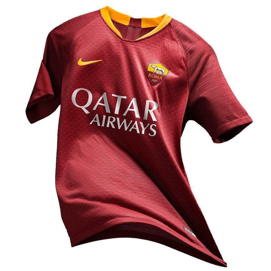 Nova Camisa da Roma - 2018 19  851f22724f11a