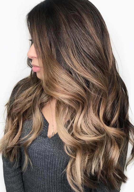Find The Latest And Trendy Bronde Hair Colors For Long