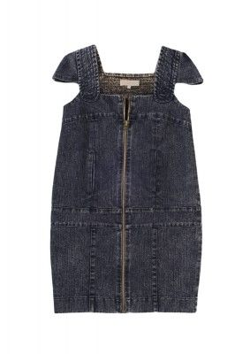 Jeans zipper skirt from Heimstone