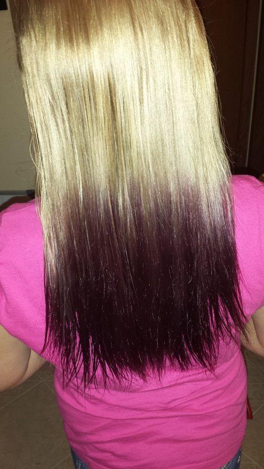 Kool Aid Hair Dye Kool Aid Hair Dye Kool Aid Hair Dip Dye Hair