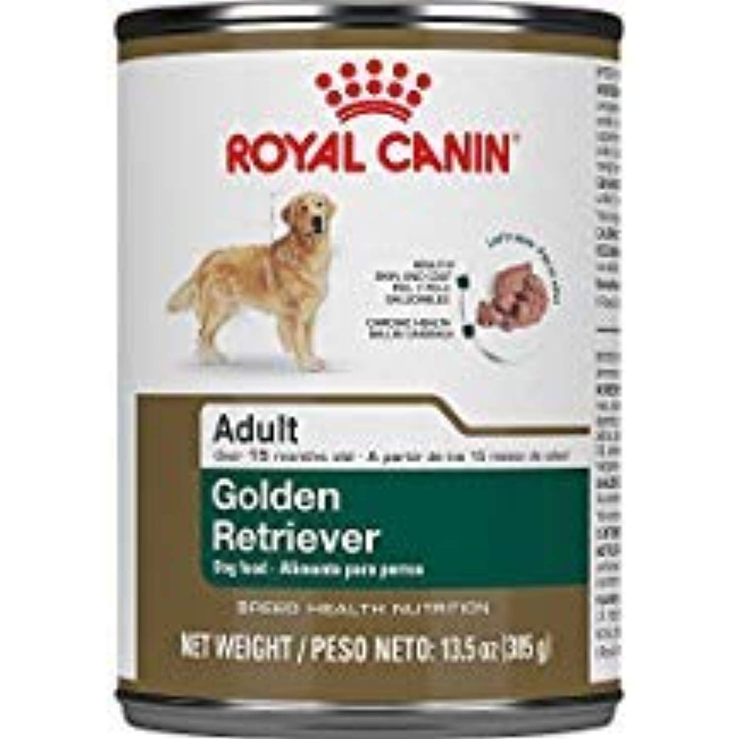 Royal Canin Golden Retriever Loaf In Sauce Canned Dog Food 12 13 5
