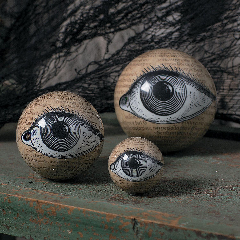 Eyeball Orbs Halloween Décor OrientalTrading