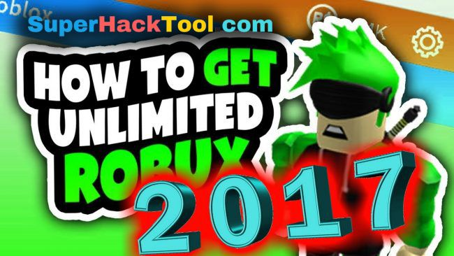 Roblox Robux Hack - How To Get Free Robux and TIX Roblox