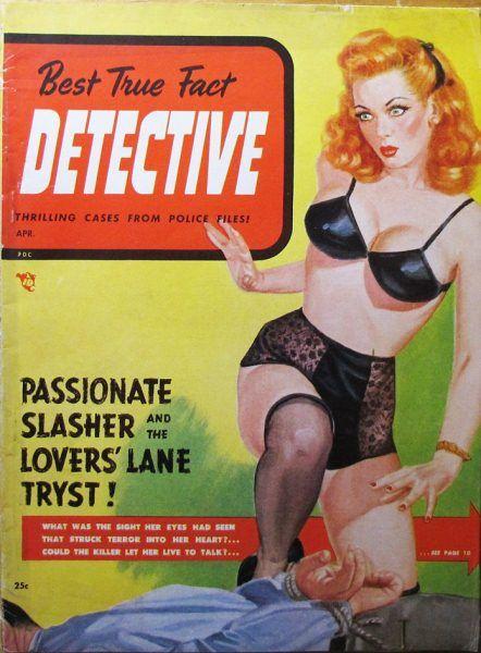 Erotic story detective serum