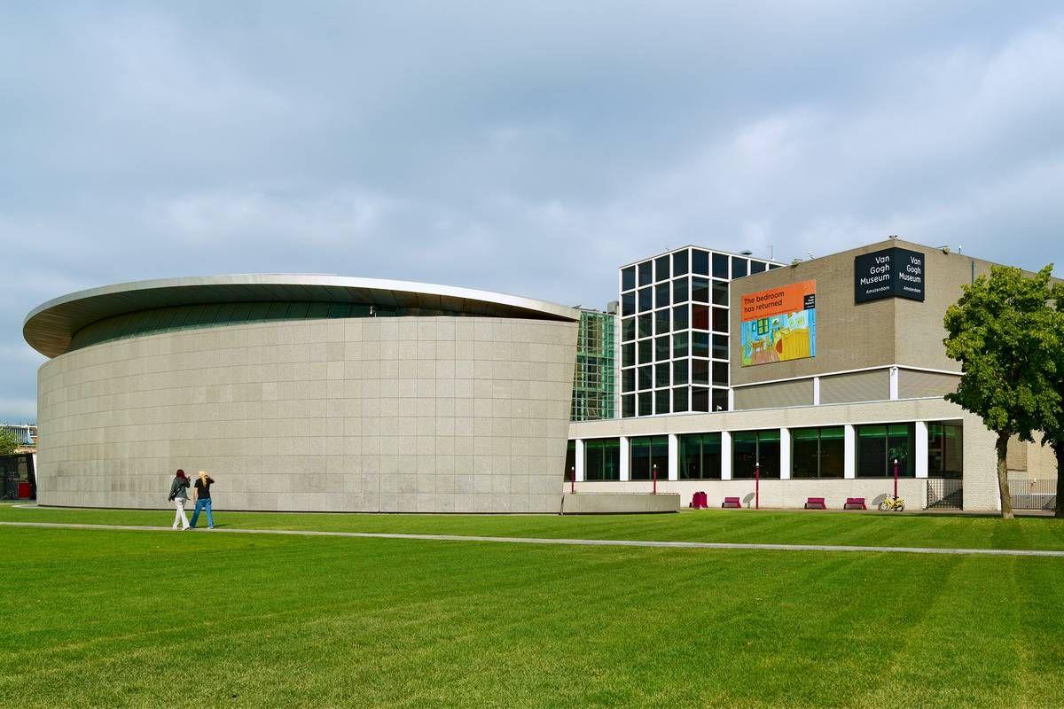 Van Gogh Museum Van Gogh Museum Amsterdam Travel Guide Amsterdam Travel
