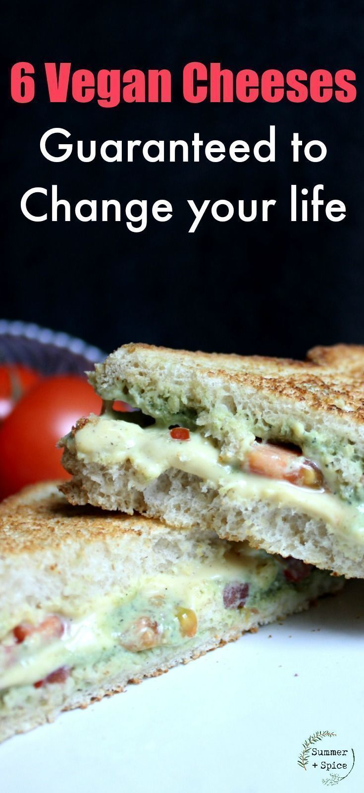 6 Vegan Cheese Recipes Guaranteed to Change your Life images